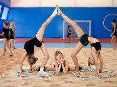 Gymnastik for børn