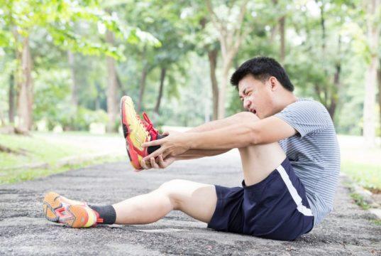 Sådan undgår du sportsskader