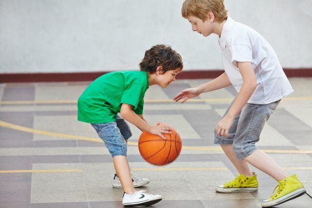 Basketbold - er det noget for børn
