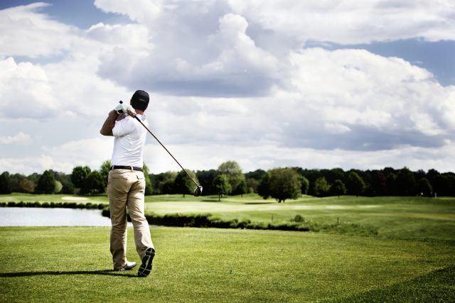 Spil golf og lev længere