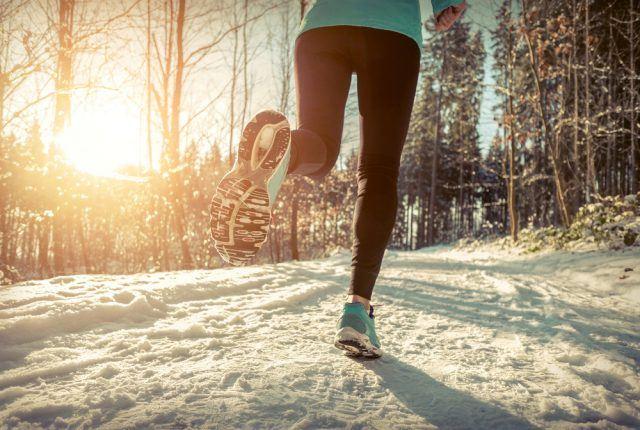 Vælg det bedste løbetøj til vinterløb