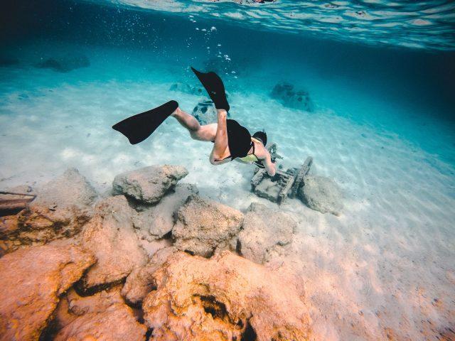 Vejledning til snorkeludstyr