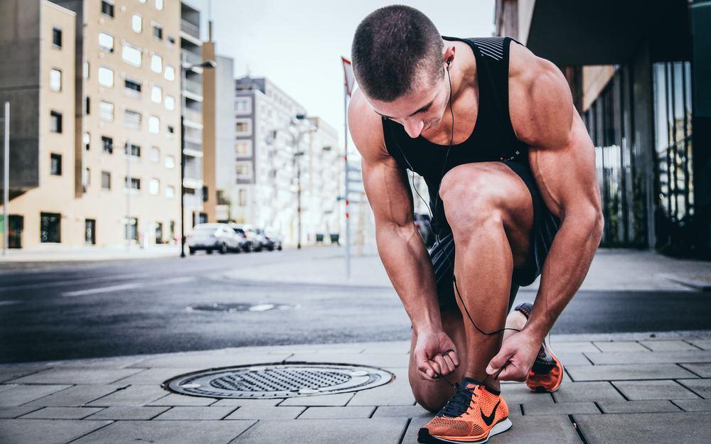 Har du alt til træning?