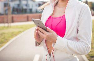 Lyt til spændende lydbøger når du træner